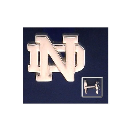 ND Logo Cuff Links
