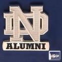 ND Logo Alumni Lapel Pin