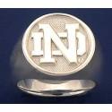 Men's ND Logo Ring