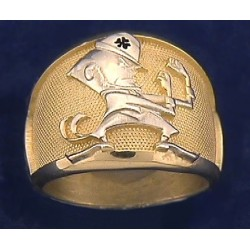 Men's Leprechaun Ring