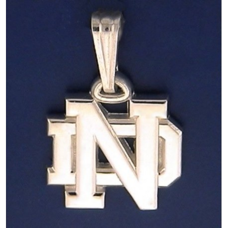 ND Logo Pendant