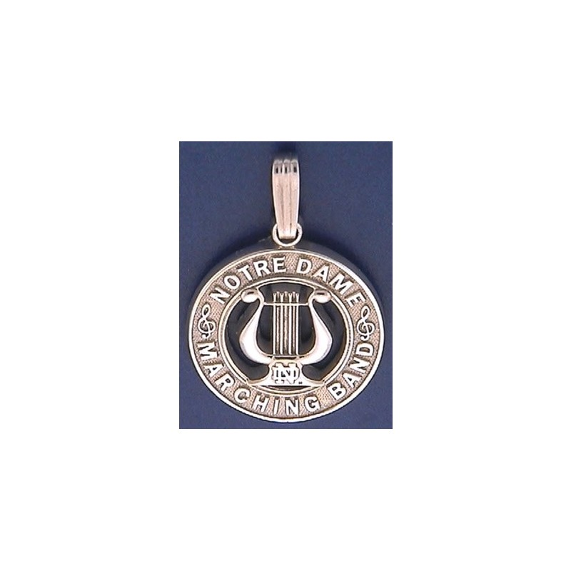 Notre dame marching band pendant notre dame marching band pendant aloadofball Choice Image