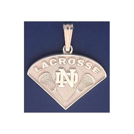 ND Lacrosse Pendant