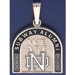 Subway Alumni Pendant