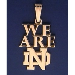 We Are ND Pendant