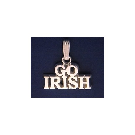 Go Irish Pendant