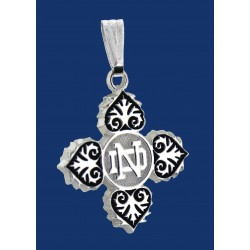 ND with Intricate Pattern Pendant