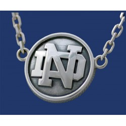 Circular Tag with ND Necklace