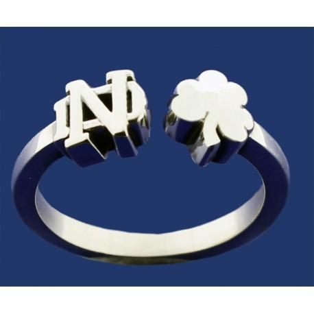 Ladies Open ND & Shamrock Ring