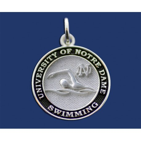 ND Swimming Charm