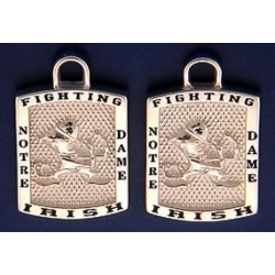 Leprechaun Fighting Irish Earring Charm
