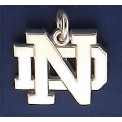 ND Logo Charm