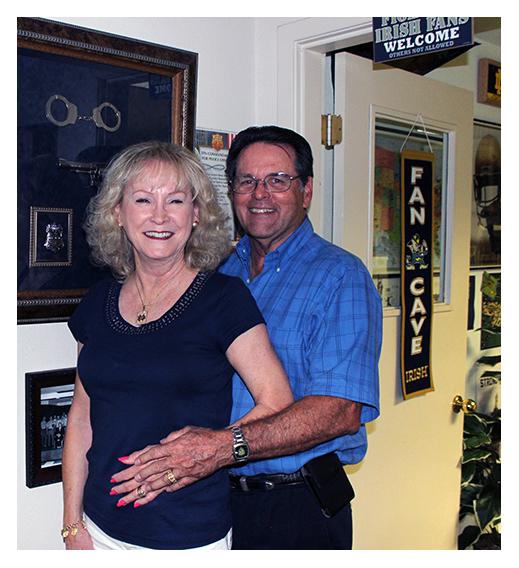 David & Charlotte Putnam - Alamo City Gold & Silver Exchange; NotreDameFineJewelry.com