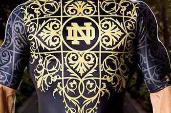 Notre Dame unveils special Shamrock Series uniforms
